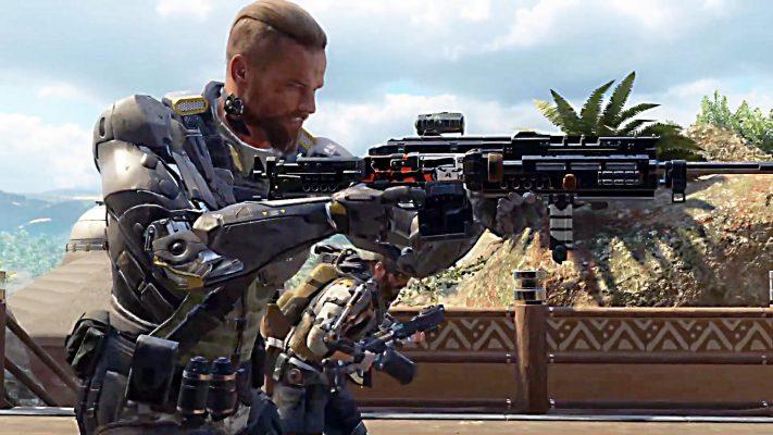 Arriva il DLC Descent per Call of Duty Black Ops III