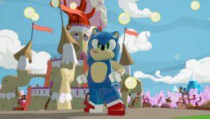 Sonic a tutta velocità in LEGO Dimensions