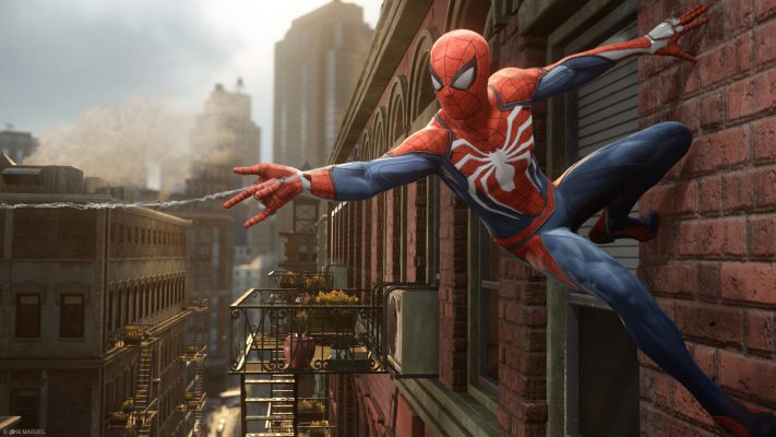 Il secondo DLC di Marvel's Spider-Man ha una data