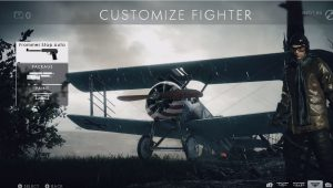 Battlefield 1 Vehicle Customization