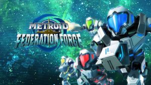Metroid Prime Federation Force Header