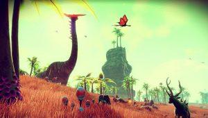 10 Milioni di specie già scoperte in No Man's Sky