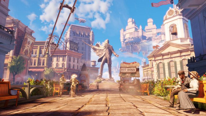 Bioshock: The Collection si mostra in 36 minuti di gameplay