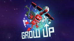 Grow Up è disponibile da oggi sugli store digitali!