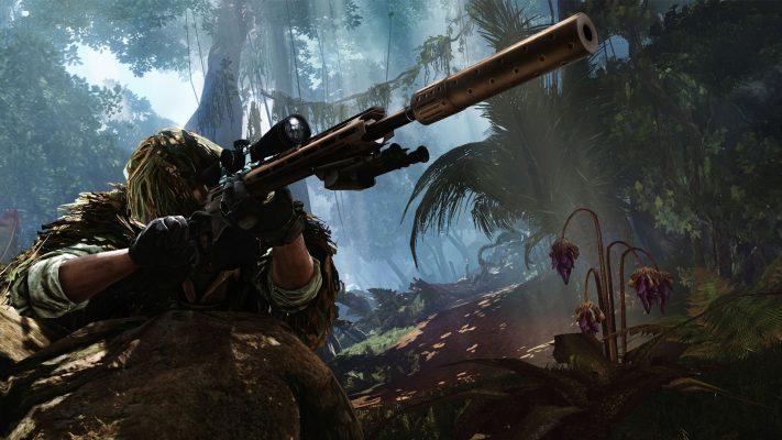 Sniper Ghost Warrior 3 si mostra in un video gameplay