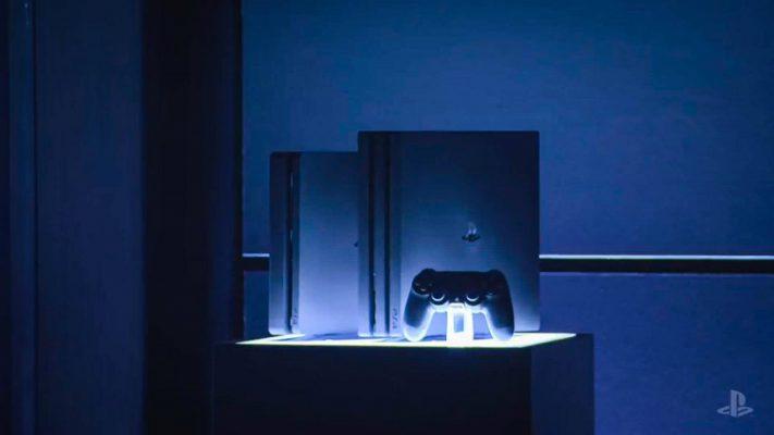 PS4 Pro PlayStation Meeting 2016