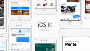 iOS10 è in arrivo per i dispositivi Apple: scopriamolo