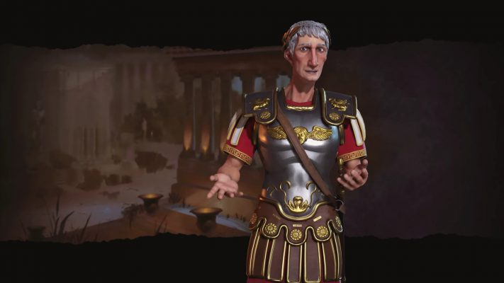 Traiano guiderà Roma in Civilization VI