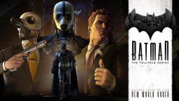Batman – The Telltale Series, l'episodio 3 in trailer