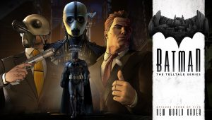 "Batman: The Telltale Series – Ep. 3 ""New World Order"" – Recensione"