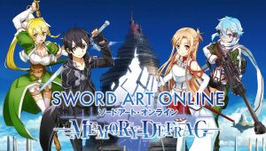 Sword Art Online: Memory Defrag, aperte le registrazioni