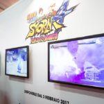 Bandai Namco Lucca Comics & Games 2016