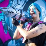Cosplay League of Legends Lucca Comics & Games 2016