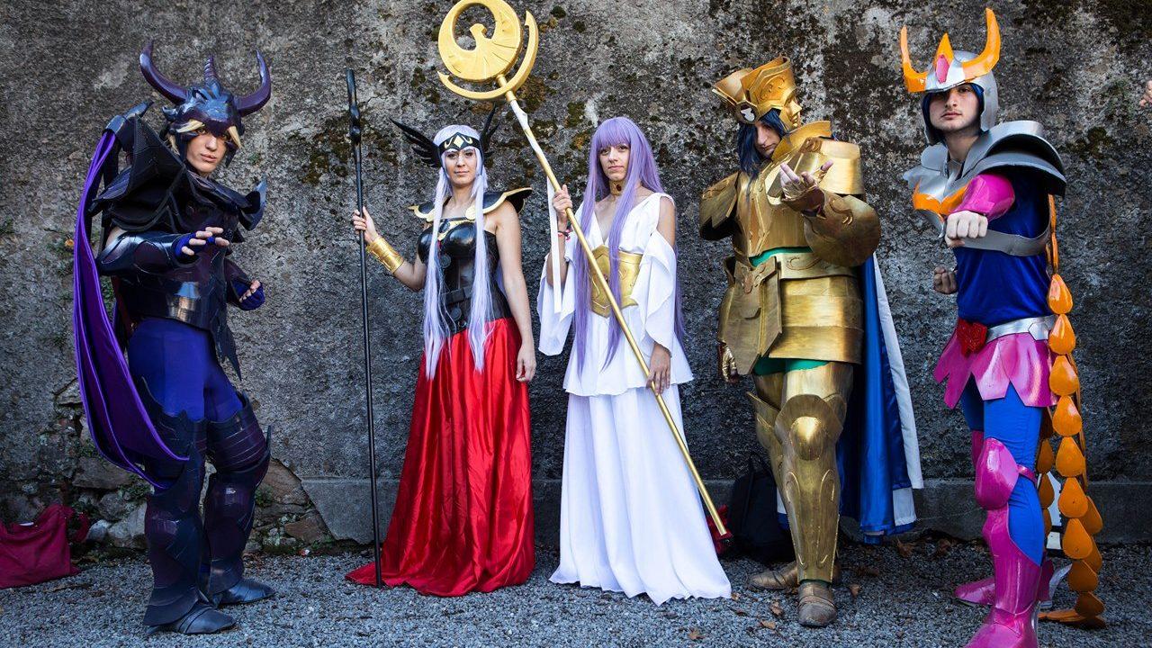 Cosplay Lucca Comics & Games 2016