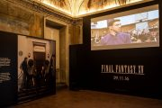 Final Fantasy XV Lucca Comics & Games 2016