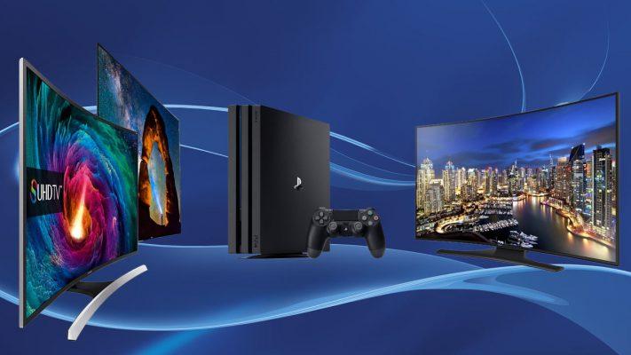 Quale TV affiancare a PS4 Pro per avere 4K ed HDR?