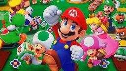 Mario Party Star Rush Banner