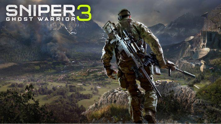 Sniper: Ghost Warrior 3 sarà giocabile al PlayStation Experience