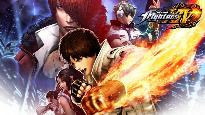 In arrivo una patch grafica per The King of Fighters XIV