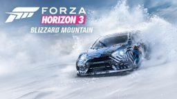 Forza Horizon 3, l'espansione Blizzard Mountain in arrivo a dicembre