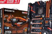 Gigabyte Z170X-SOC Force – Recensione