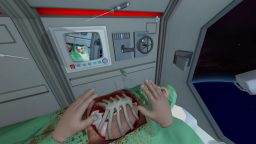 Surgeon Simulator passa alla realtà virtuale!