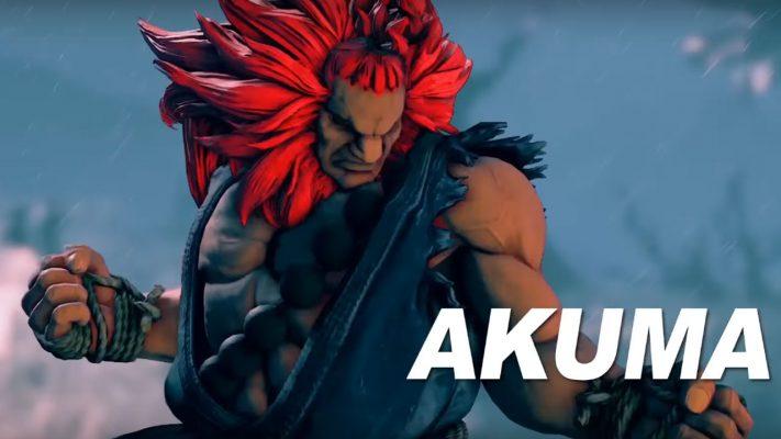 Akuma ed altri 5 personaggi nel prossimo DLC di Street Fighter V
