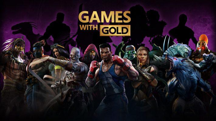 Svelati i Games with Gold di novembre 2017