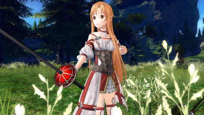 Nuovi contenuti gratuiti per Sword Art Online: Hollow Realization