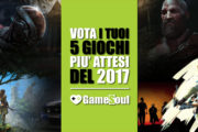 Vota i TUOI giochi più attesi del 2017