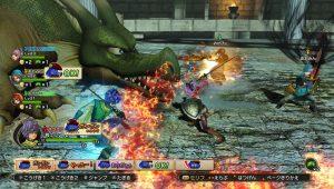 Dragon Quest Heroes I & II su Nintendo Switch