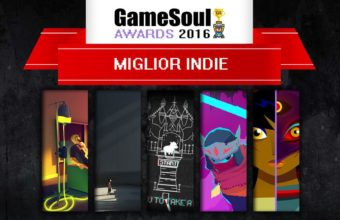 Miglior gioco indie – GameSoul Awards 2016