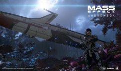 A breve un cinematic trailer di Mass Effect: Andromeda
