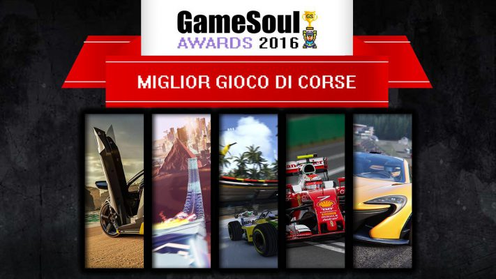 Miglior gioco di corse – GameSoul Awards 2016