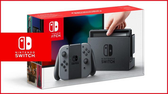Nintendo Switch: prezzo e contenuto della confezione