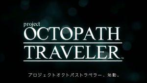 Project Octopath Traveler: un nuovo RPG Square Enix per Switch