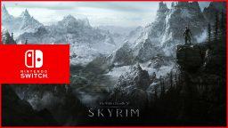 The Elder Scrolls V: Skyrim è ufficiale su Switch