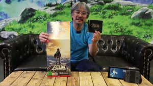 The Legend of Zelda: Breath of the Wild, l'unboxing della Limited