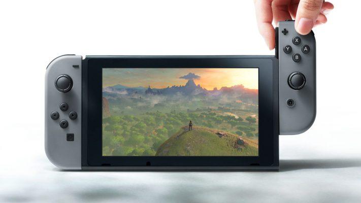 Un lancio da record per Nintendo Switch