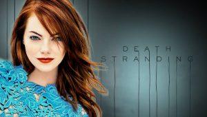 death stranding emma stone
