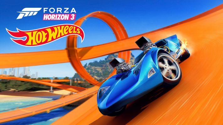 Forza Horizon 3: un folle update introduce le Hot Wheels