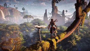 Mezz'ora di gameplay per Horizon: Zero Dawn