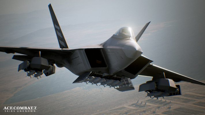 Ace Combat 7: Skies Unknown – Anteprima PlayStation VR