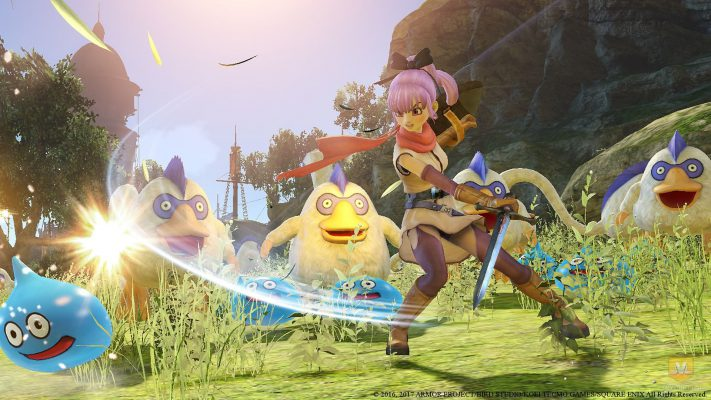 Dragon Quest Heroes II, una demo in arrivo su PlayStation Store