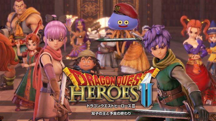 Dragon Quest Heroes II è disponibile per PS4 e PC