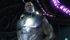 Injustice 2, Darkseid mostra tutta la sua rabbia