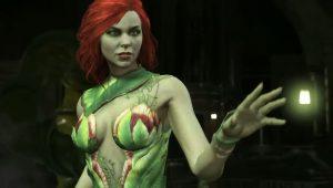 Injustice 2, il fascino di Poison Ivy in video