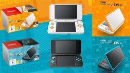 Nintendo annuncia ufficialmente il New Nintendo 2DS XL