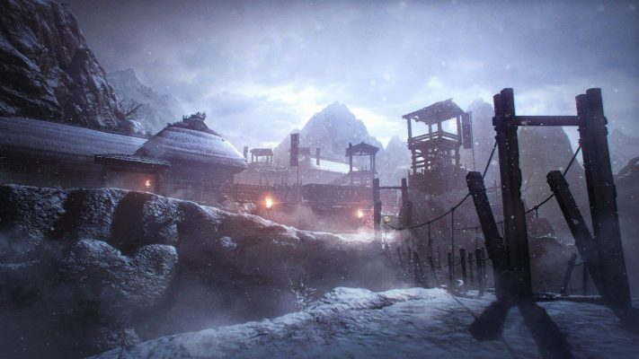 NiOh, nuovi dettagli per il DLC Drago del Nord