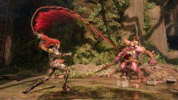 Darksiders III, il primo video gameplay vede Furia al centro dell'azione